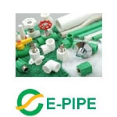 Ống nước chịu nhiệt PPR E-pipe