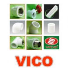 Ống nước chịu nhiệt PPR Vico